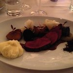 venison,black pudding