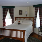 Our Stewart Room, Queen bed with Private Bath