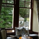 Beautiful window seat - Tulchan room