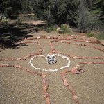 Sedona Divine Heart Wheel at Sedona Rouge Hotel & Spa