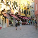 Nice street in the heart of Venice