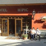 Photo de Hotel Hipic Sascumes