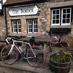 Great place for a cycling lunch stop!