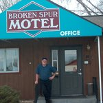 Foto de Broken Spurs Motel