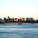 Caloundra city from Balcony