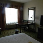 Business Center in Room
