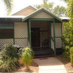Photo de Cocos Beach Bungalows