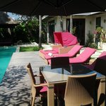 Foto de Chandra Luxury Villas Bali - by 8Hotels