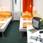 Marco Polo Top Hostel - Twin room