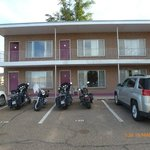 Treasure Trail Motel Foto