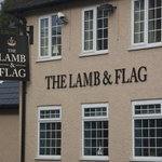 Lamb & Flag Innの写真
