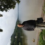 Rick at Staffelsee in Murnau