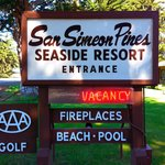 Φωτογραφία: San Simeon Pines Resort