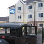 Microtel Inn & Suites by Wyndham Quincy resmi