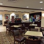 Foto di Hampton Inn Greenfield