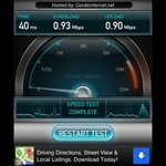 are these speeds acceptable for a Silican Valley hotel?