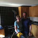 Eileen and Paul - Great hosts!