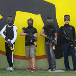 Pontina Paintball Aprilia