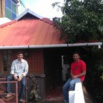 Place where I stayed with my friend..!