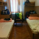 Photo de Hostel Tabor - Dijaski dom Tabor