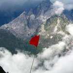 Red Flag at naxi