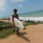 Luan surf teacher