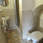 King size en-suite shower room
