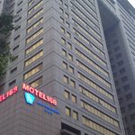 Motel 168 Guangzhou Tianhe North Road Foto