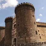 The Castel Nuovo in Naples