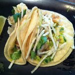 (2 of 4) fish tacos