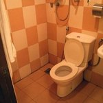 Double Room - Toilet