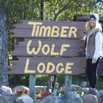 Timber Wolf Lodge resmi