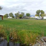 Foto de Eagles Hot Lake RV Park