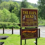 The Elk's Head resmi