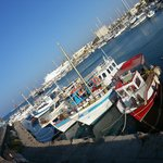Old port at Heraklion