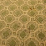 spots on carpet