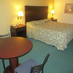 Spacious Belmar Motor Lodge room