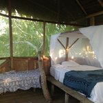 Bed in Tree house