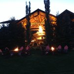 Snake River Lodge and Spa resmi