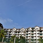 Bayu Beach Resort Port Dickson resmi