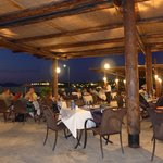 Romantic marina restaurant where a´la carte menu can be enjoyed as part of the package
