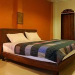 Jasmine - Deluxe AC Room with King Bed