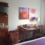 Foto de Premier Inn Heathrow Airport Terminal 5