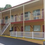 Foto van Econo Lodge Near Bluefield College