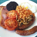 Forest How full English breakfast