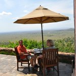 Flexible Breakfast times depending on the game drive