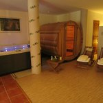 Spa & Sauna Room