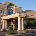Holiday Inn Express Saginaw Foto