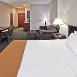 Holiday Inn Express Hotel & Suites Midwest City resmi