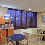 Φωτογραφία: Holiday Inn Express-Birmingham